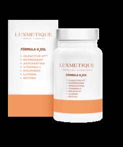 luxmetique formula h2sol 30 capsulas