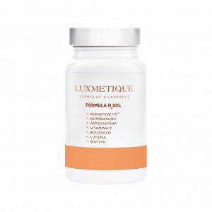 comprar luxmetique formula h2sol 30 capsulas