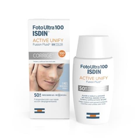 ultra isdin para prevenir las manchas en la piel