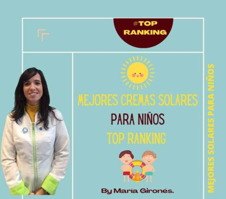 mejores cremas solares para niños