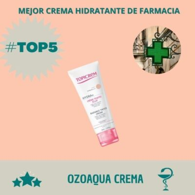 ranking mejores cremas hidratantes faciales 2021 de farmacia