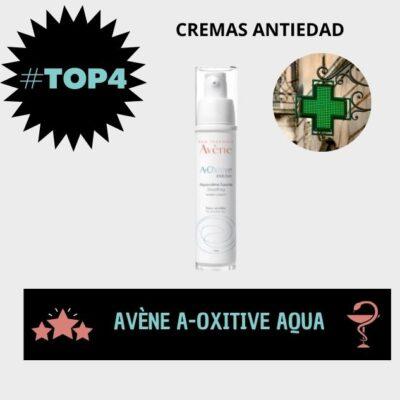 mejor crema antiedad avene oxitive aqua 2021