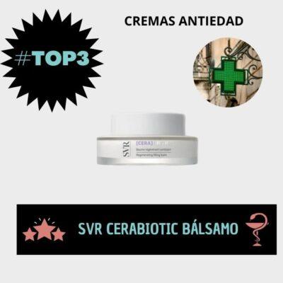 ranking cremas antiedad 2021 svr cera biotic