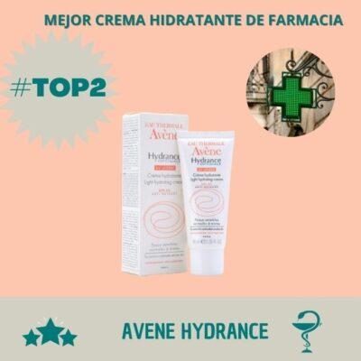 top ranking mejor crema hidratante de farmacia